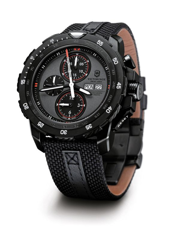 SWISS ARMY - ALPNACH MECHANICAL CHRONOGRAPH