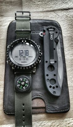 Suunto Core Digital Dial Composite Elastomer Quartz Men's EDC Watch