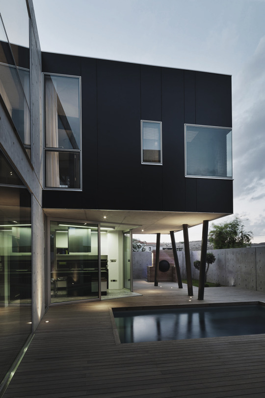 manly modern home