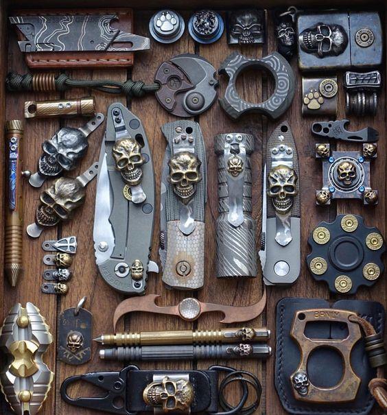 skullhead gear collection