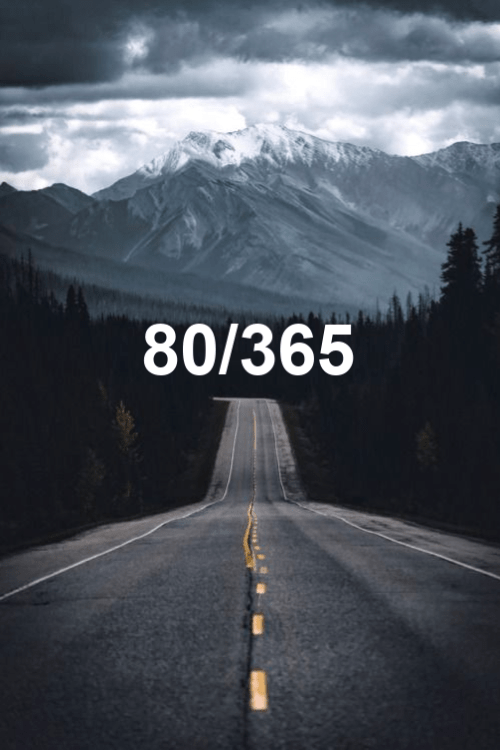day 80 of the year 2019