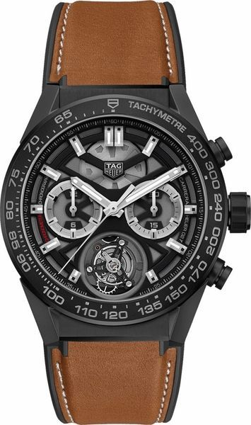 TAG Heuer Carrera CAR5A90.FT6121 Black