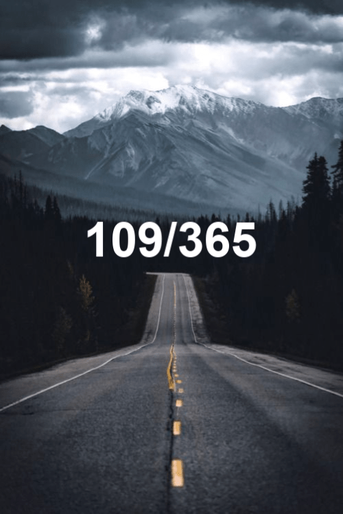 day 109 of the year 2019