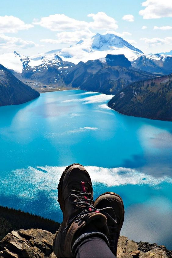 Panorama Ridge - British Columbia - Canada