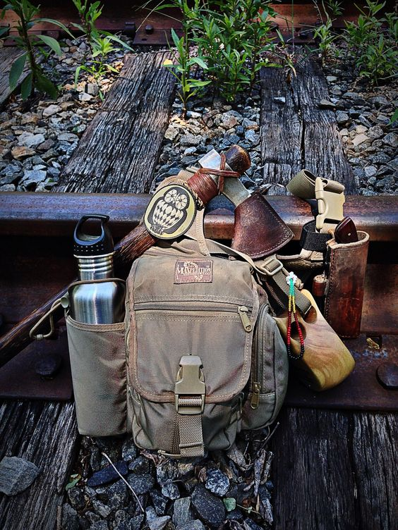 maxpedition with gear