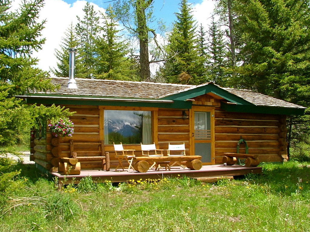 moose head ranch cabin