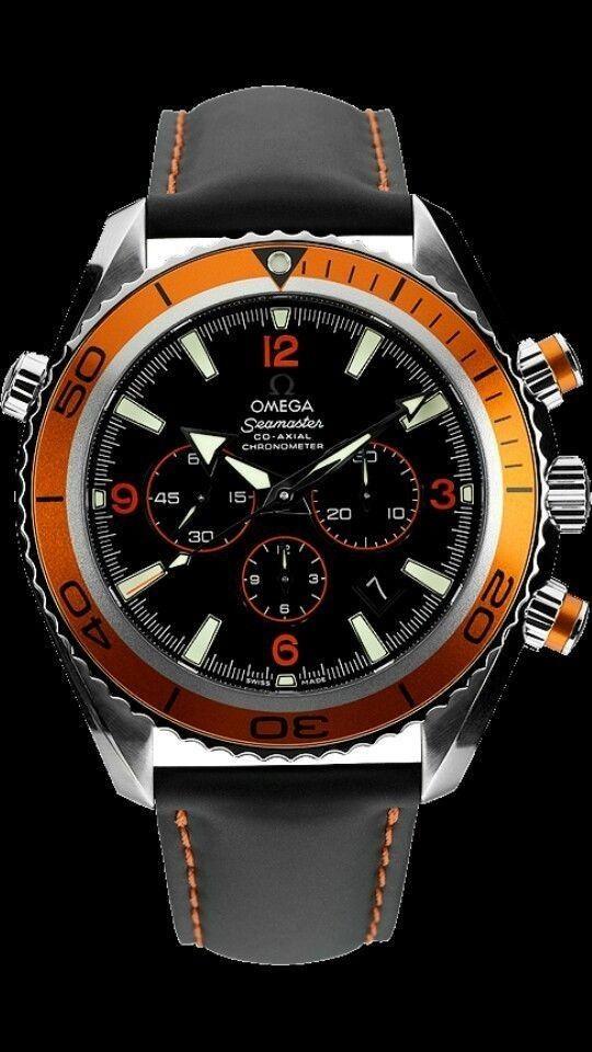 Omega Seamaster Men's Watch