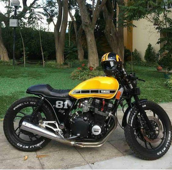 Yamaha 750 1981