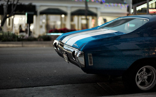 blue chevelle