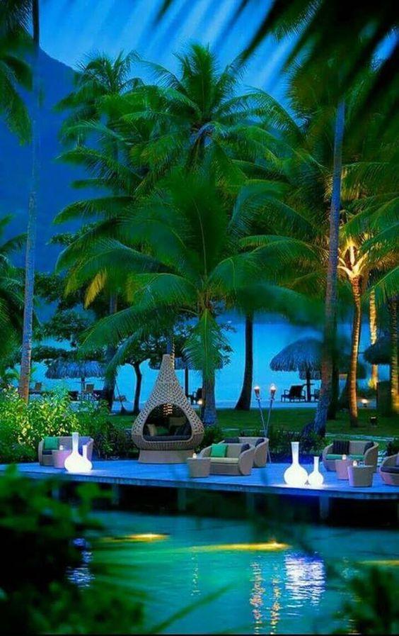 vacation resort