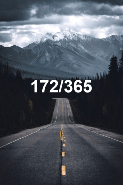 day 172 of the year 2019
