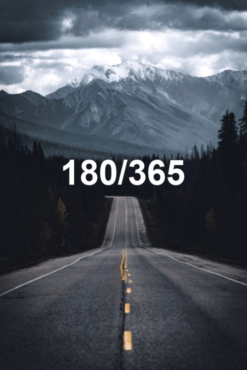 day 180 of the year 2019
