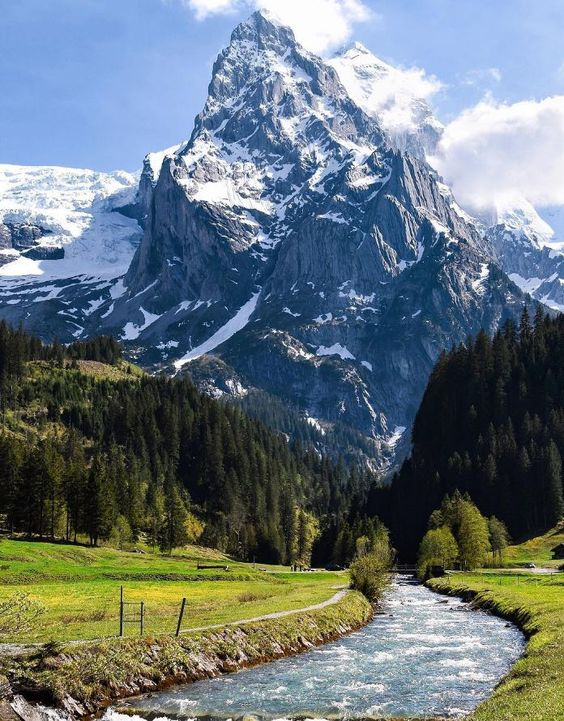 Bernese Highlands - Switzerland