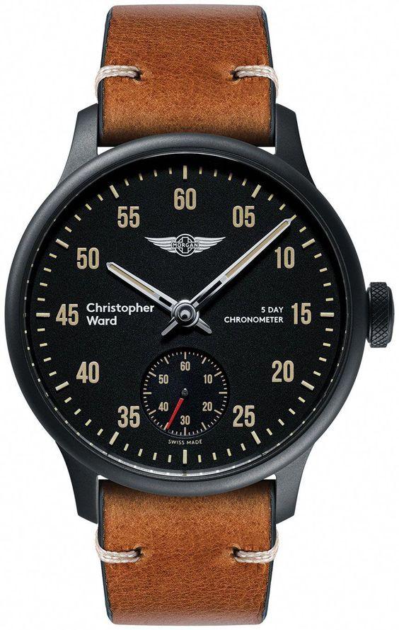 Christopher Ward C1 Morgan Chronometer Mens Watch