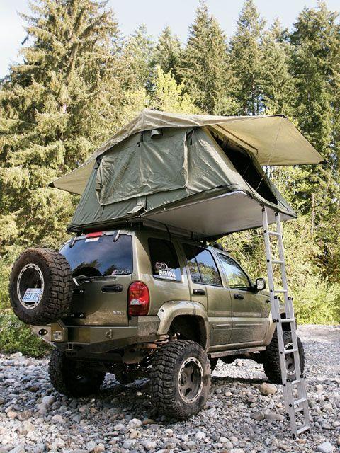 truck tent