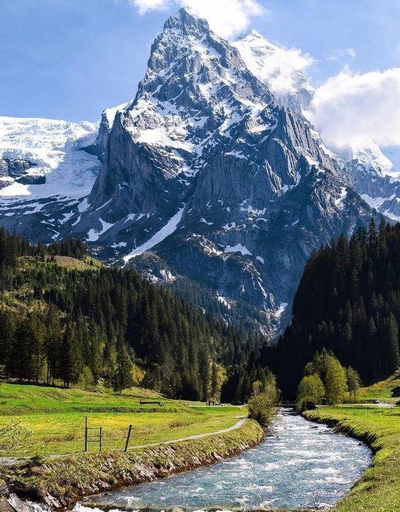 Bernese Highlands - Switzerland