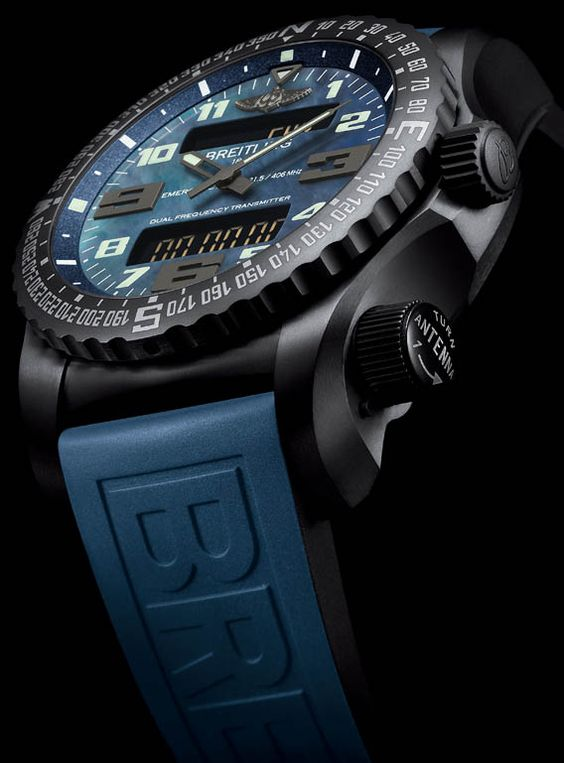 Breitling Emergency Night Mission Men's Watch
