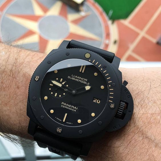 Panerai PAM 508 Mens Watch