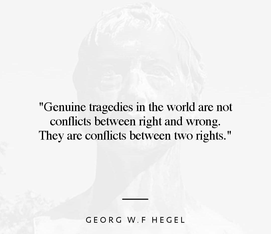 genuine conflict