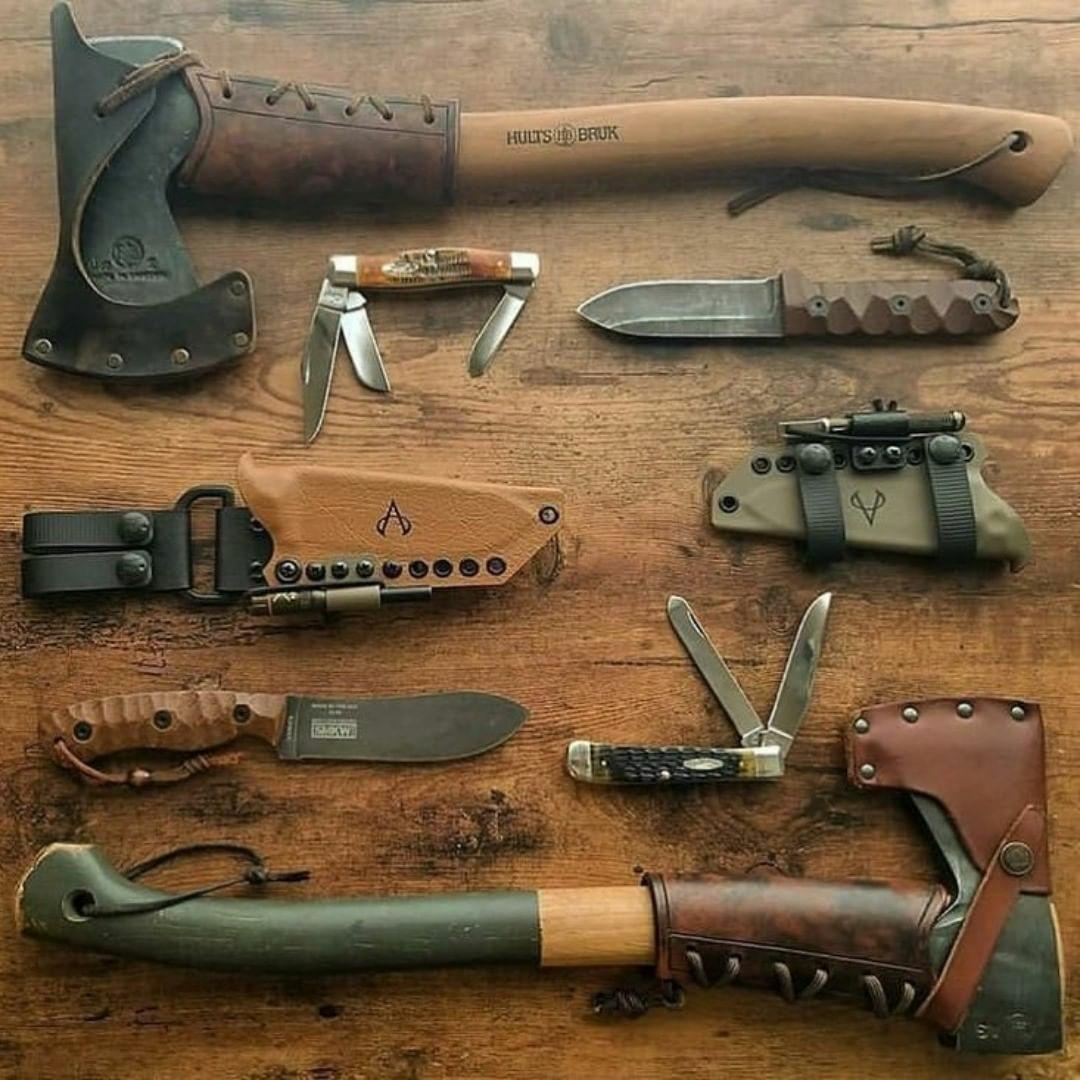 bushcraft gear