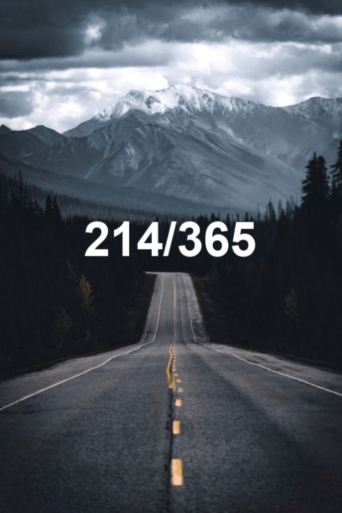 day 214 of the year 2019