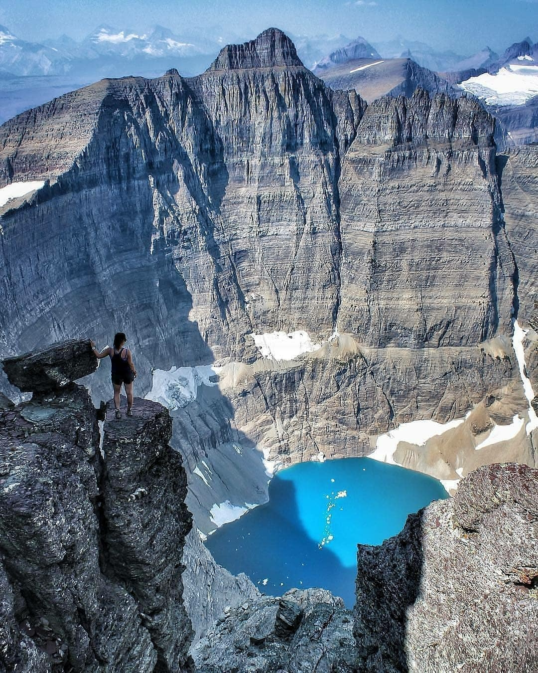 the manly life - Glacier National Park