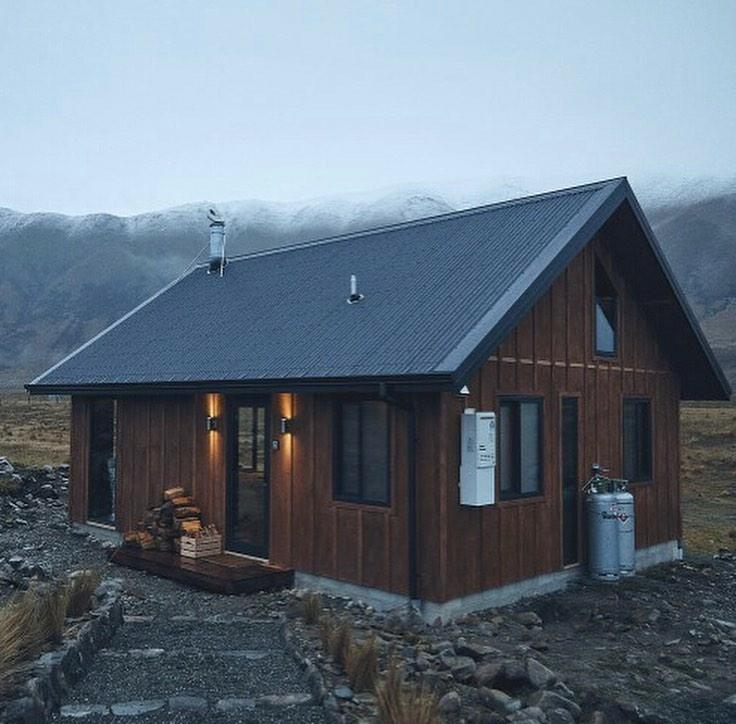 New Zealand cabin