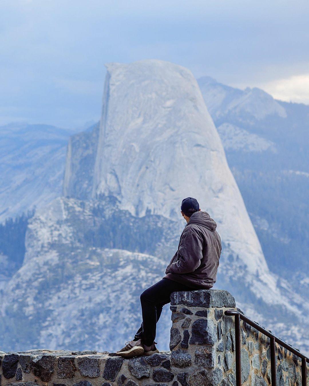 Washburn Point Yosemite National Park