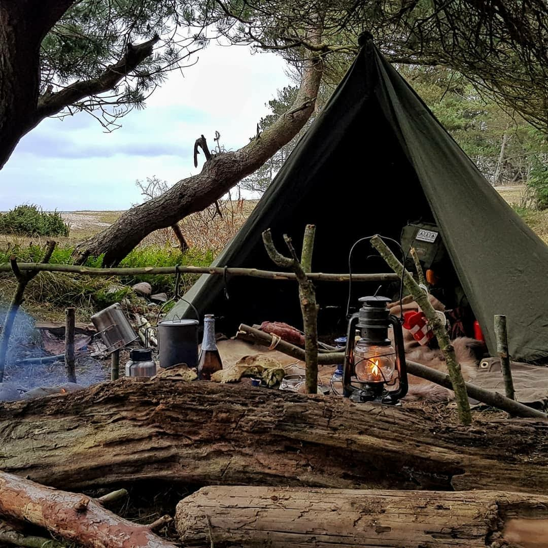 manly campsite
