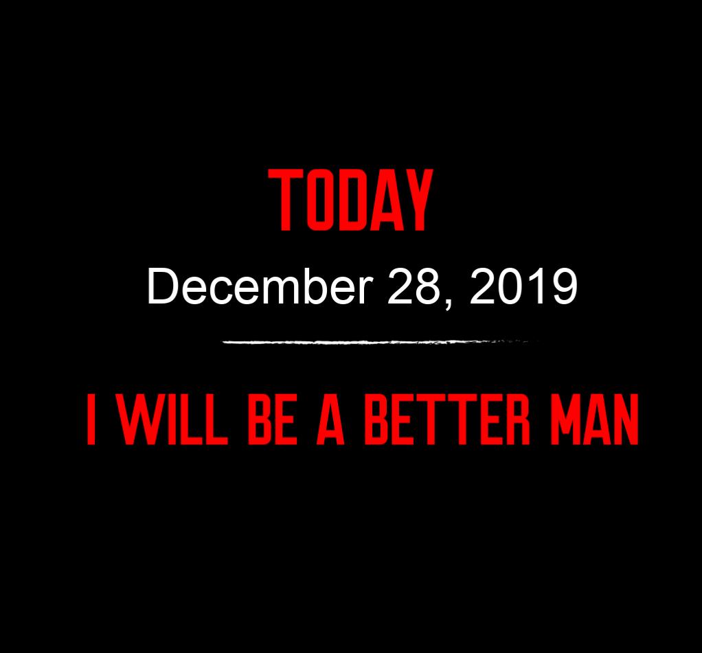 better man 12-28-19