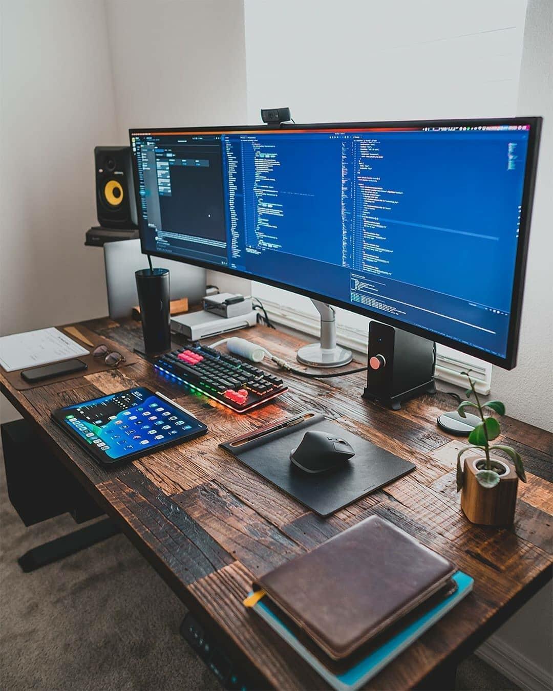 clean home pc setup