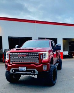 the manly life - 2020 Denali HD