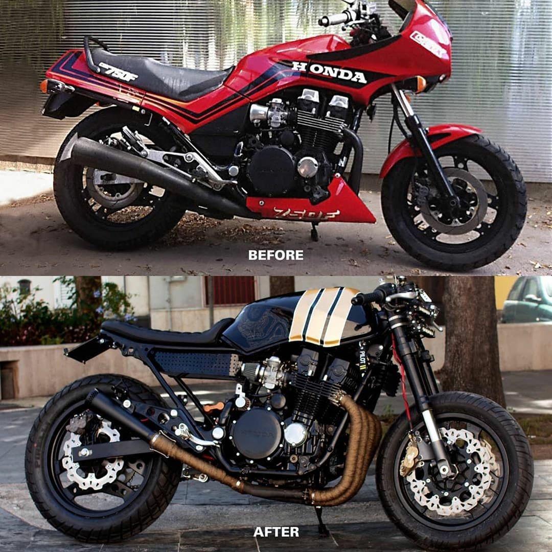 1984 Honda CBX 750