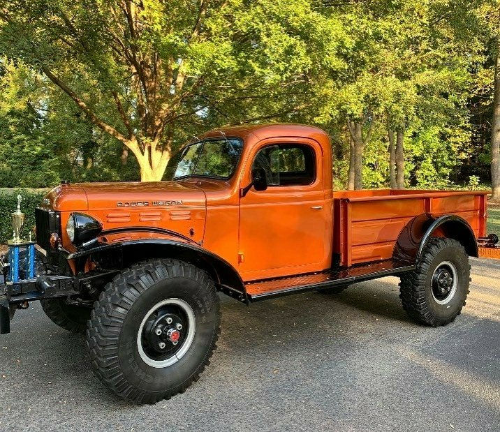 classic dodge power wagon