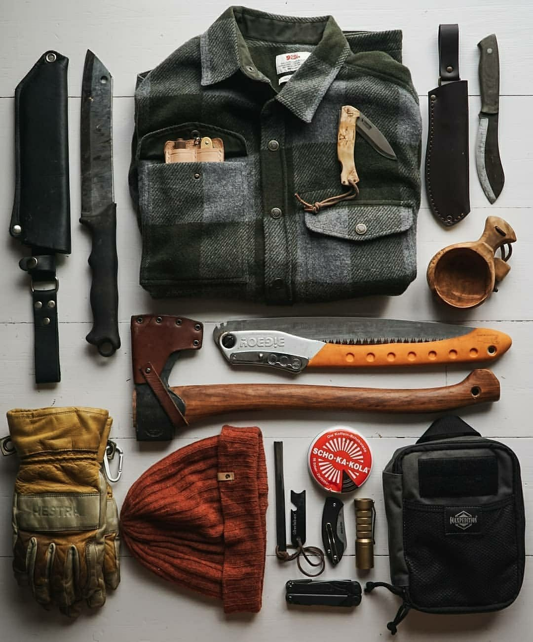 rugged outdoor gear for men