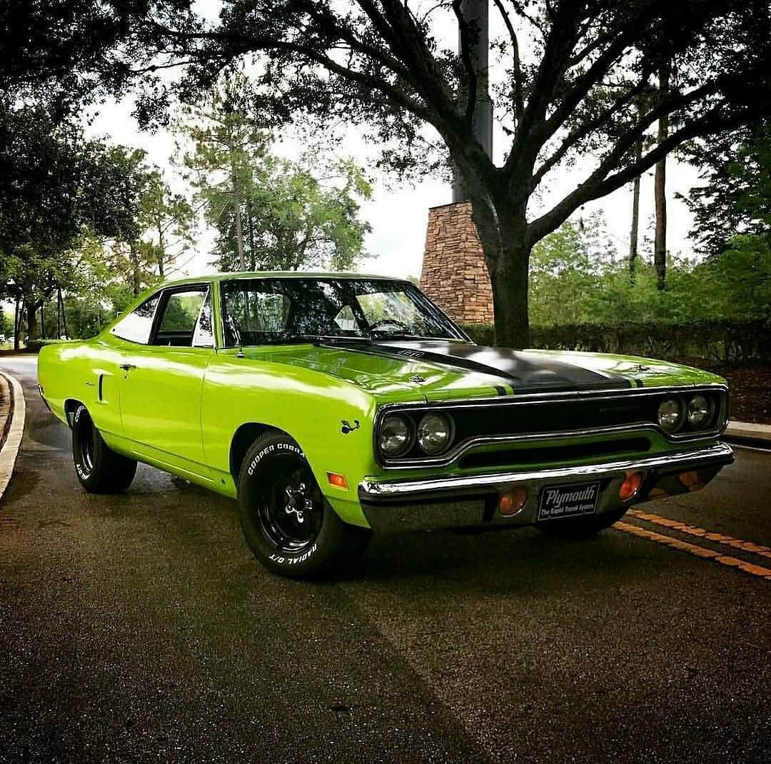 1970 Plymouth Roadrunner