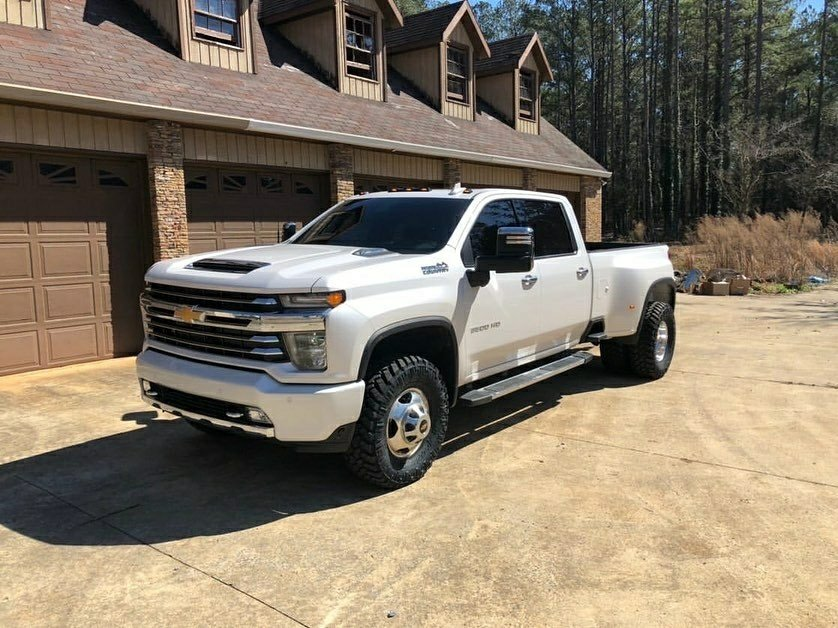 2020 Chevy High Country Dually