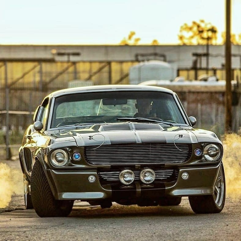 ford mustang stance