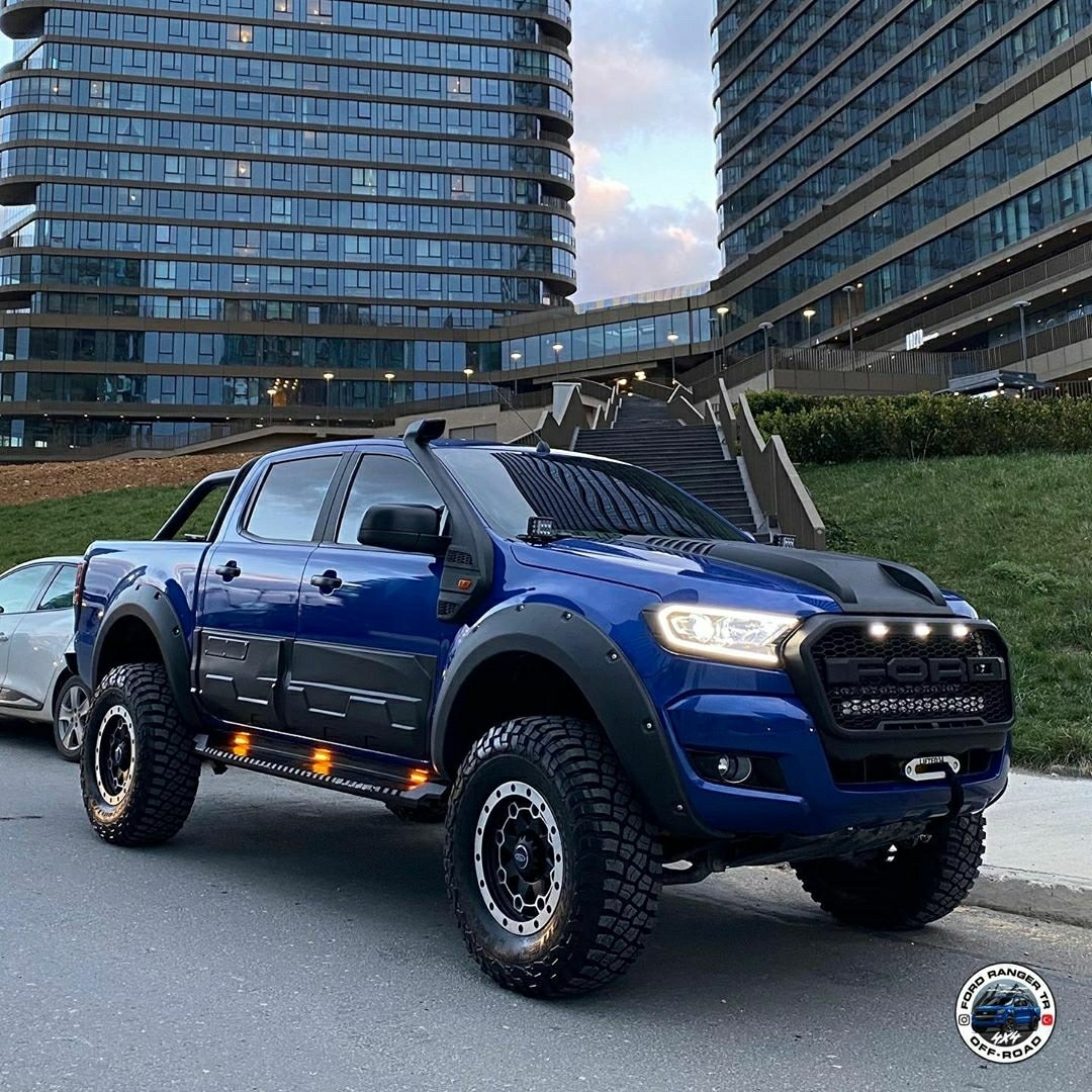 modified ford ranger tr off road