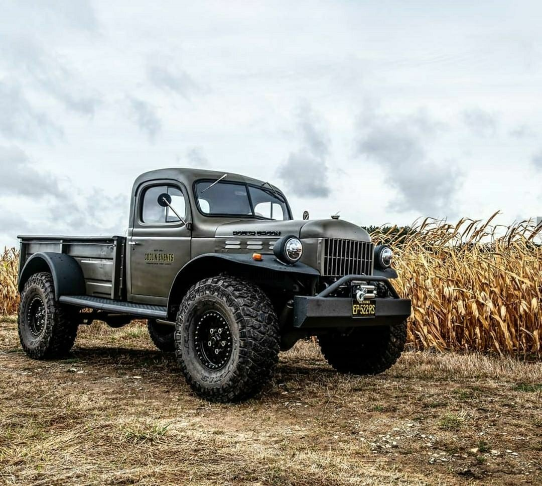 classic dodge power wagon