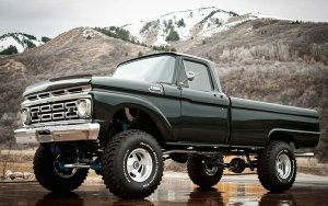 lifted classic for truck