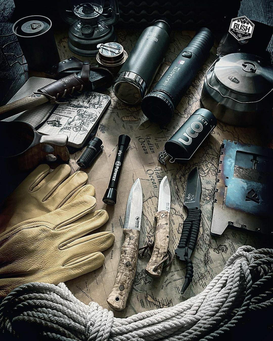 bushcraft supplies