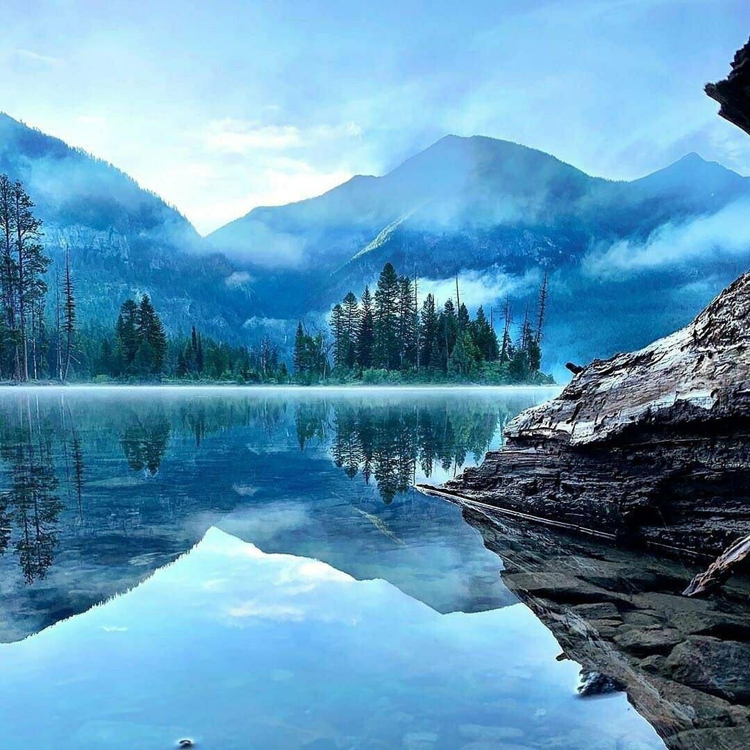 Holland Lake, MT