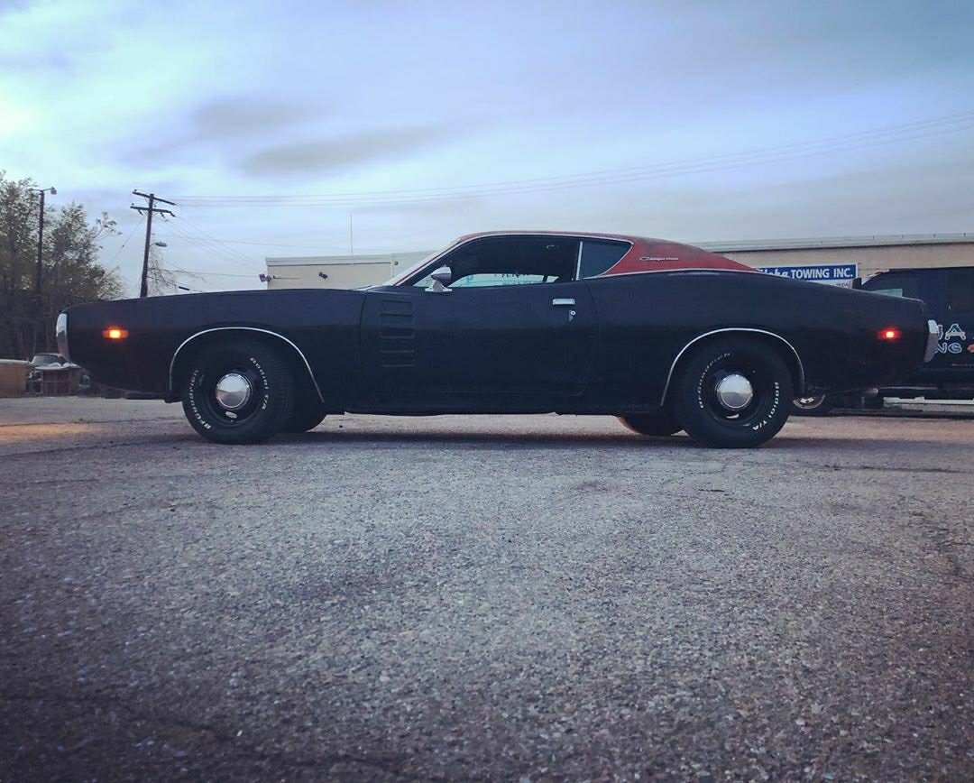 72 Dodge Charger
