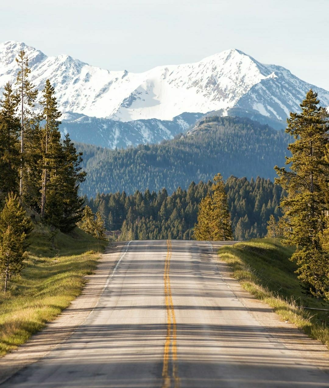 Pioneer Mountains Scenic Byway