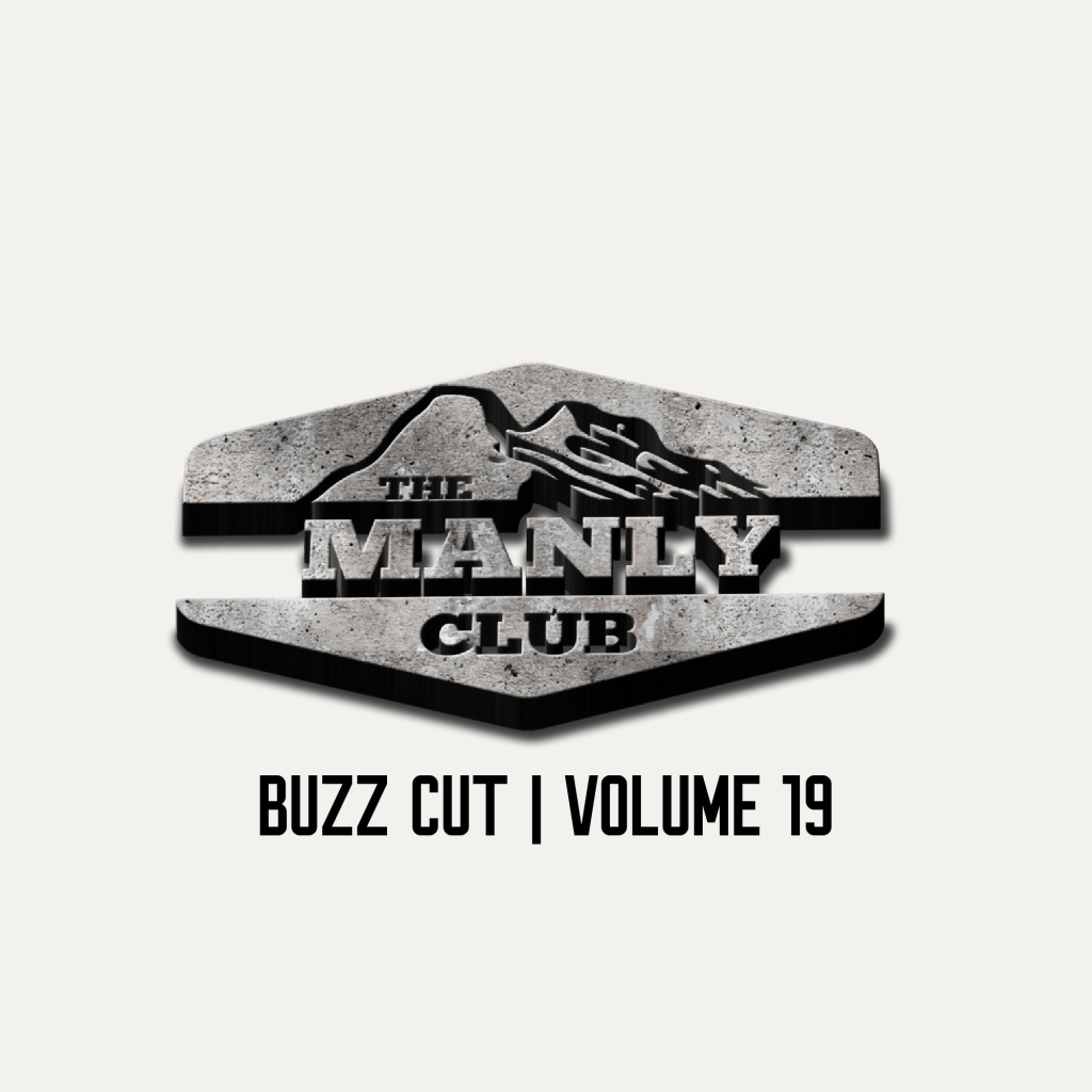 the manly club buzz cut volume 19