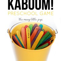 Alphabet Kaboom! (a simply brilliant preschool game)
