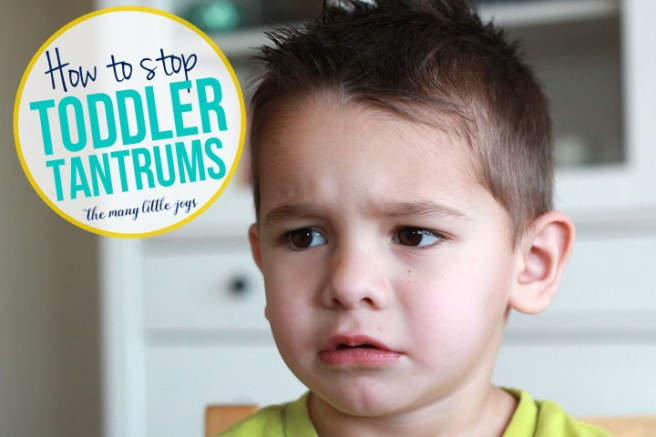 Are you at a loss for how to deal with a volcanic toddler that seem to erupt on a daily (if not hourly) basis? Try these 8 practical tips to stop toddler tantrums before they blow up the whole house.