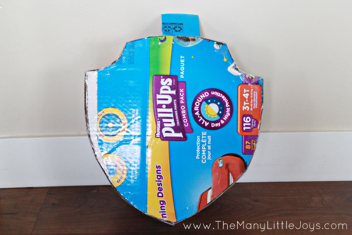 Turn an empty cardboard box into an impressive DIY piñata using items you already have around the house. It's an inexpensive way to add some excitement to your child's next birthday party.