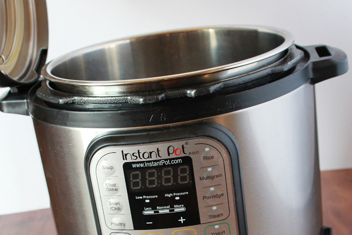 If you've ever wanted to buy an Instant Pot but are afraid of wasting money, or if you've had one sitting in its box for months--this post it for you! These five must-know tips will help you overcome your fears, and teach you all you need to know to get started.